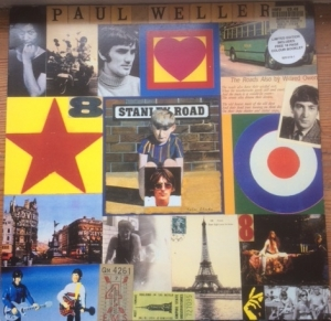 Weller, Paul - Stanley Road, 1995 [Go Records 828619-1], gatefold stickered sleeve c/w inner sleeve and booklet