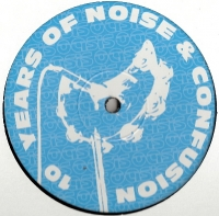 "Oasis - 10 Years Of Noise and Confusion, [Own Label OASIS 10] 2001, 10"" 4 track promo only issue, only  200 pressed"