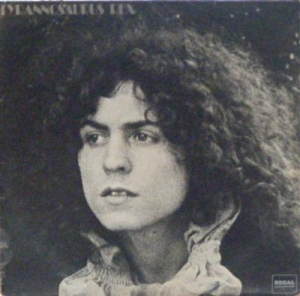 Bolan Marc Tyrannosaurus Rex - A Beard of Stars, original red stereo Regal Zonophone