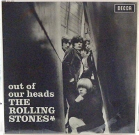Rolling Stones, The - Out Of Our Heads, Original 1965 UK Stereo pressing