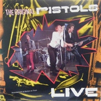 Sex Pistols - The Original Sex Pistols Live!, live recording at Burton On Trent 1976
