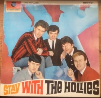 Hollies, The - Stay With The Hollies, 1964 [Parlophone Records PMC 1220] Mono