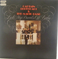 Captain Beefheart and The Magic Band - Lick My Decals Off, Baby. Original UK issue [Straight STS 1063] stereo, 1970