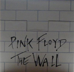 Pink Floyd - The Wall, box set of three singles plus poster, insert and record hub, US issue.