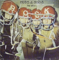 Who, The - Odds & Sods [US Track Records LP]