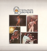 Queen - 'Summer Tour 1977' UK Concert Programme 1977