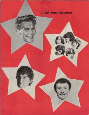 Fury, Billy & The Pretty Things - Get Ready, Steady, Go-go-go!!, Great copy of this original UK 1965 tour programme