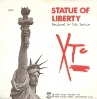 "XTC - Staue of Liberty [7"" UK single]"