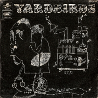 Yardbirds, The - Over, Under, Sideways, Down EP, very rare EP from 1966 on the Columbia Label, SEG 8521, blue/ black Columbia label