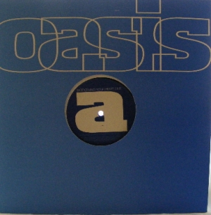 "Oasis - Stop Crying Your Heart Out [Big Brother RKID 24TP] 2002, 12"" one sided promo, mint/ unplayed"