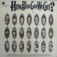 Various Artists - How Blue Can We Get? [Blue Horizon Records with Peter Green, Stan Webb, Duster Bennet, John McVie 1970]