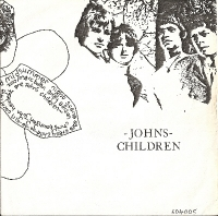 Bolan, Marc [John's Children] - Infantes Johanni EP. Original French pressing, Slack Records [604005] mono, 80's, unofficial release