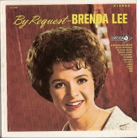 Lee, Brenda - By Request, - Jukebox Mini Album - [Decca Records DL 74509] US 60's MIni Album *picture sleeve only*