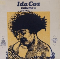 Cox, Ida - Ida Cox Vol 1, rare recordings from 1923, gatefold sleeve
