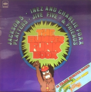 Various Artists - The Bumper Funk Book [Pye Records NSPL 28159] stereo, original UK issue, 1972, c/w booklet