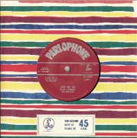 Beatles, The - Love Me Do/ P.S. I Love You, 50th year celebration issue, mint 7 unplayed
