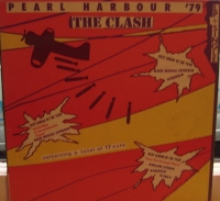 "Clash, The - Pearl Harbour [Japanese album + 7"" single, 1979]"