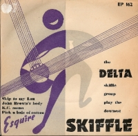 Delta Skiffle Group, The [EP] - 4 tracks; Skip to my Lou/ Pick a bale of cotton/ K.C. moan/ John Brown's body