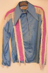 Jacksons The, [The Jackson 5] - Stage worn top [cowboy style]