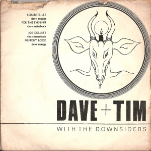 "Dave & Tim - Robert E. Lee + 3 other tracks [Saydisc Records 33SD 156] 1968, UK issue, 7"" EP c/w picture sleeve, Dave Mudge & Tim Clutterbuck"