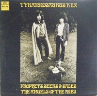 Bolan Marc Tyrannosaurus Rex - Prophets, Seers & Sages..., Marc Bolan, Original 1968 release c/w insert