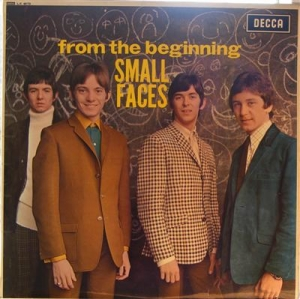 Small Faces, The - From The Beginning, Rare and Original UK Red Unboxed Decca, mono 1967 release