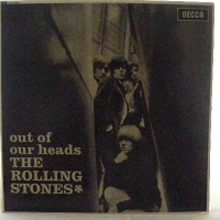 Rolling Stones, The - Out Of Our Heads, Original UK issue [Decca LK 4733] 1st pressing, mono, 1965, red unboxed Decca label