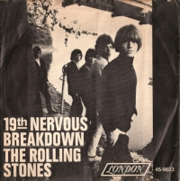 "Rolling Stones, The - 19th Nervous Breakdown [US 7"" picture sleeve]"