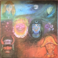 King Crimson - In The Wake Of Poseidon [Island Records ILPS 9127] 1970, original 1st press, UK issue, gatefold sleeve and 'pink i' label logo