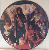 "Queen - It's A Hard Life, 12"" picture disc from 1984"