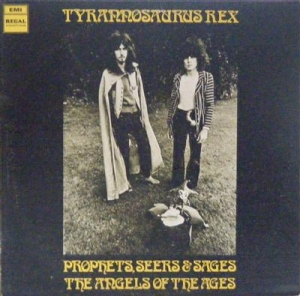 Bolan Marc, Tyrannosaurus Rex - Prophets, Seers & Sages, The Angels of The Ages, original red stereo Regal Zonophone
