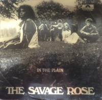 Savage Rose - In The Plain [Polydor Records SLPHM 46 292] stereo, original UK/German issue, 1968, foil sleeve