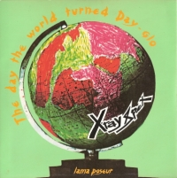 "X-Ray Spex - The Day The World Turned Day-Glo [7"" UK issue single]"