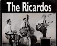 "Ricardos, The - The Riverside Sessions (Raucous Records RAUC LP020] 90's issue, 10"" record"