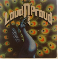 Nazareth - Loud And Proud, classic 1973 album, gatefold sleeve in near mint condition