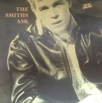 "Smiths, The - Ask/ Cemetry Gate/ Golden Lights [Teldec Records 16.20502] original 12"" Maxi single, German issue on Clear Vinyl, 1986"