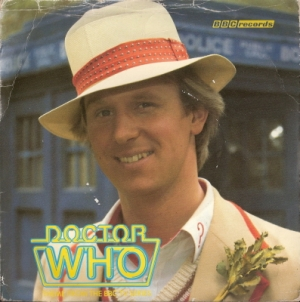 Soundtrack - Doctor Who [UK issue, 1981 BBC Records]