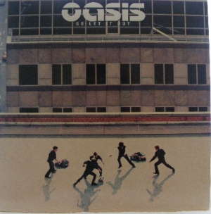 "Oasis - Go Let It Out/ Let's All Make Believe/ (As long As They've Got) Cigarettes In Hell [Big Brother RKID 001T] 2000, 12"" single, c/w picture sleeve"
