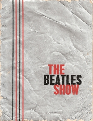 Beatles, The...1963, UK concert program, silver cover, 1st Nov to 13th Dec Christmas Tour