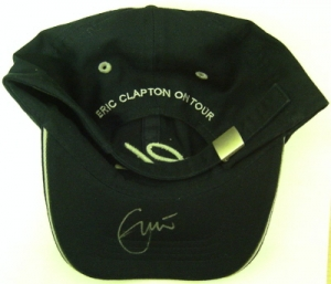 Clapton, Eric - signed promo 'tour cap' from 2006