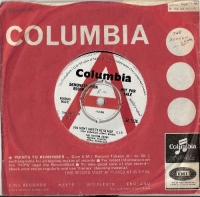 Boston Crabs, The - You Didn't Have To Be So Nice/ Gin House, 1966 original UK Demo issue on Columbia Records DB 7830, with the red 'A' demo