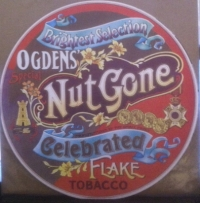 Small Faces, The - Ogdens Nut Gone Flake. reissue UK pressing, Get Back Records [GBT550DL] Round fold out sleeve