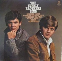Everly Brothers, The - Sing, original UK 1967 mono issue of this rare album