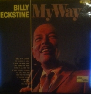 Eckstine, Billy - My Way. Original UK pressing, Tamla Motown Records [STML 11046] Stereo 1966 - rare stereo UK copy