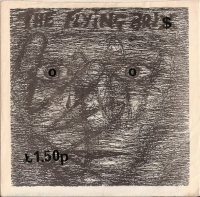 Flying Brix, The - Black Colours EP, [Modello Records MHMS 194] original UK 1980, DIY Punk, 500 copies only, sleeve hand finished