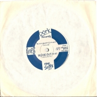 "Stiffs, The - Inside Out  [7"" UK single, Dork Records]"