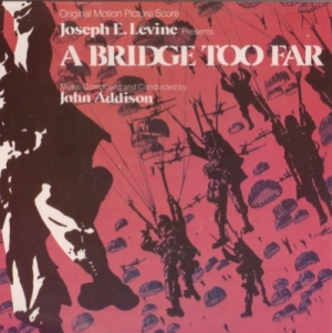 Soundtrack - A Bridge Too Far [UK issue, 1977 United Artists]