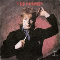Damned, The - Love Song/ Suicide/ Noise Noise Noise [Big Beat Records NS75] 1982, signed very clearly by both Rat Scabies and Dave Vanian