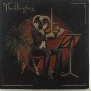 Thrillington, Percy 'Thrills' - Thrillington. {Paul McCartney} Original UK 1st pressing issue, Regal Zonophone label, dark red label [Regal Zonophone EMC 3175] stereo, 1977