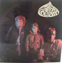 Cream - Fresh Cream, UK original Stereo copy, Reaction records 594001, issued UK 1966